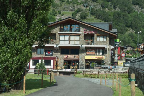 Фотографии отеля: Apartaments Sant Moritz, Аринсал