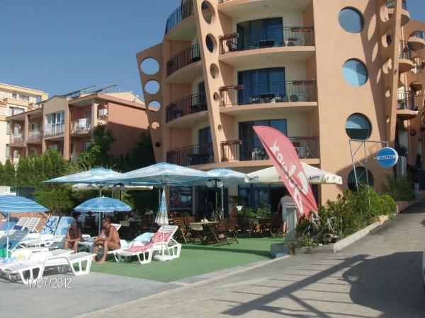 Hotelbilleder: Family Hotel Evridika, Nesebar