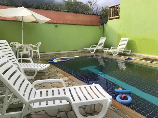 Hotel Pictures: Chalés Rei da Glória, Maresias
