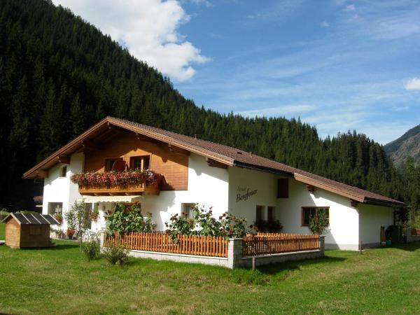Hotel Pictures: Bergfeuerhof, Kaunertal