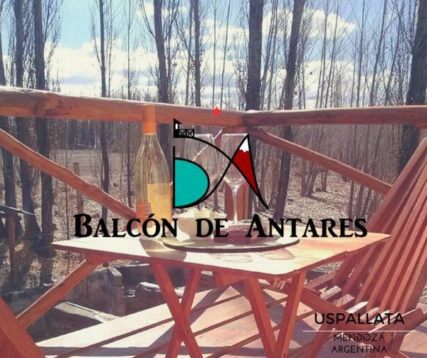 Hotellikuvia: Balcon de Antares, Uspallata