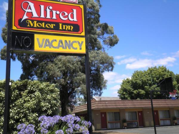 Hotellbilder: Alfred Motor Inn, Ballarat