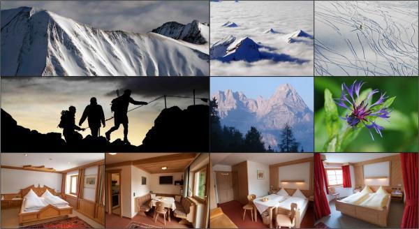 Hotellikuvia: Pension Strolz, Bichlbach