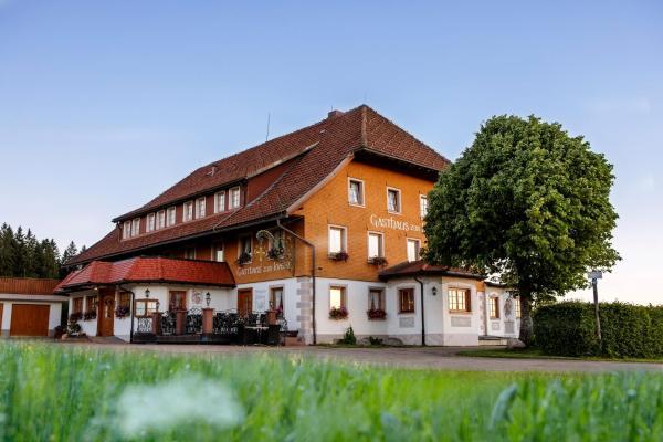 Hotelbilleder: Gasthaus Zum Kreuz, Sankt Märgen