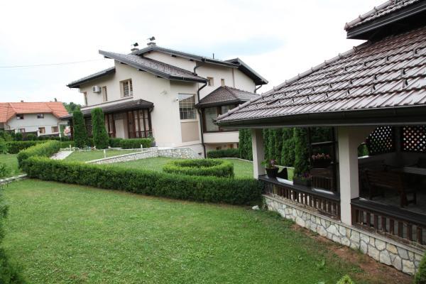Foto Hotel: Villa Merisa, Sarajevo
