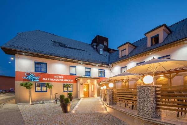 Φωτογραφίες: Hotel Leimer Bräu, Lenzing