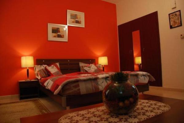Zdjęcia hotelu: Golden Galaxy Furnished Apartment, Dubai