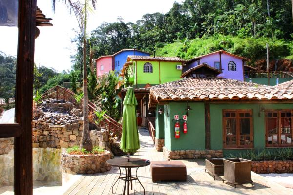 Hotel Pictures: Pousada Pegada da Onça, Tapiraí