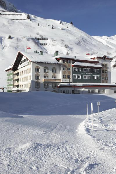Φωτογραφίες: Hotel Edelweiss, Zürs am Arlberg