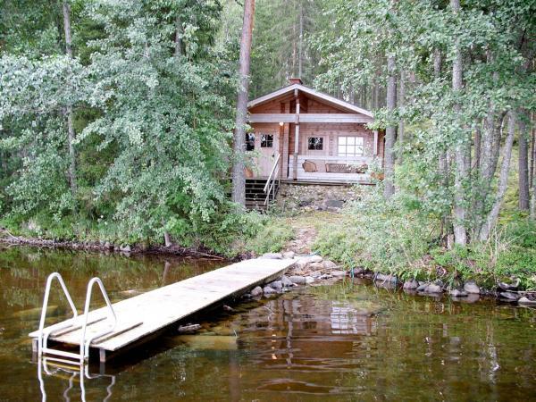 Hotel Pictures: Ferienhaus mit Sauna (068), Terälahti