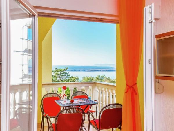 Fotografie hotelů: Villa Oleandar 10, Dramalj