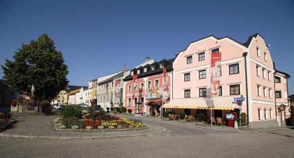 Zdjęcia hotelu: Hotel garni Almesberger, Aigen im Mühlkreis