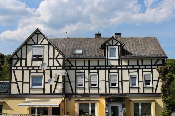 Hotelbilleder: Hotel Garni-Tell, Siegen