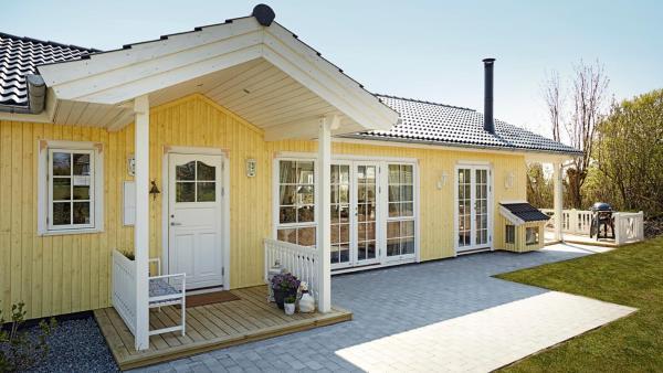 Hotel Pictures: Sommerhaus mit Meerblick 125m2, Præstø