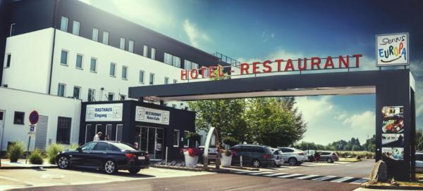 Foto Hotel: Hotel Servus Europa Suben, Suben