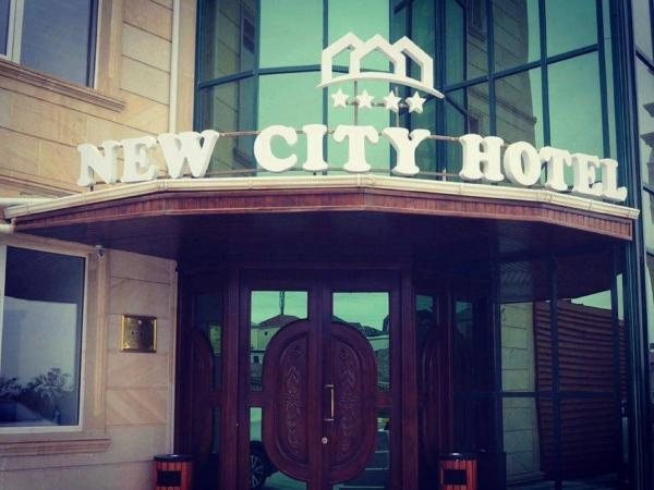 Foto Hotel: New City Hotel, Masazır