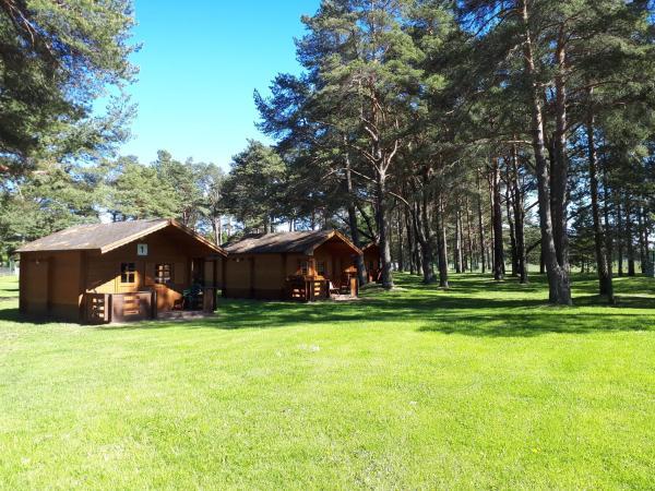 Hotel Pictures: Camping Männisalu, Toila
