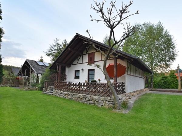 Hotelbilleder: Jagdhaus, Krölpa