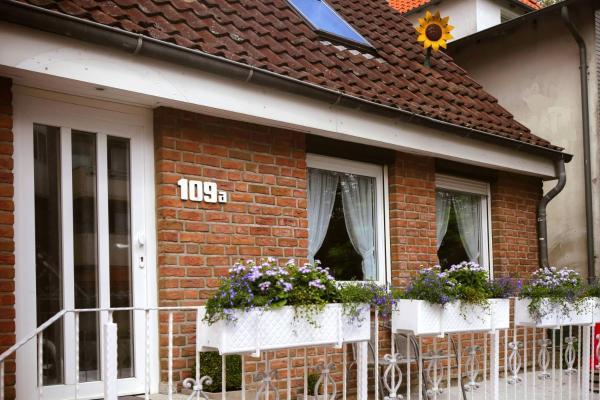 Hotelbilleder: Das Sonnenblumenhaus, Niendorf