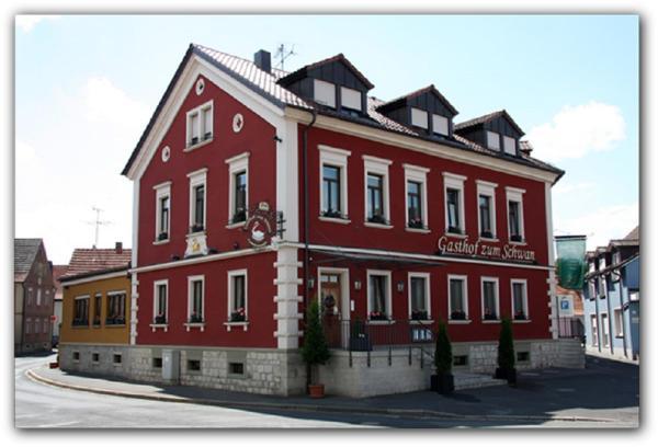 Hotelbilleder: Gasthof zum Schwan, Kürnach