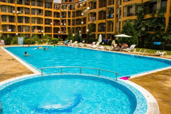 ホテル写真: Apartment Shato 1, Aheloy
