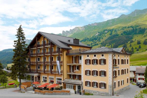 Hotel Pictures: Hotel Alpina Parpan, Parpan