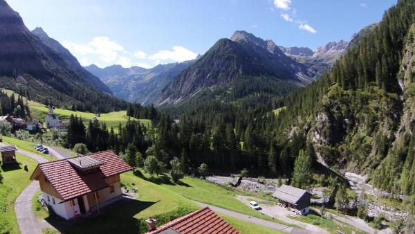 Fotos del hotel: Lechtaler Naturparkchalets, Gramais