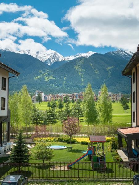 Foto Hotel: Golf and Ski Apartment, Razlog