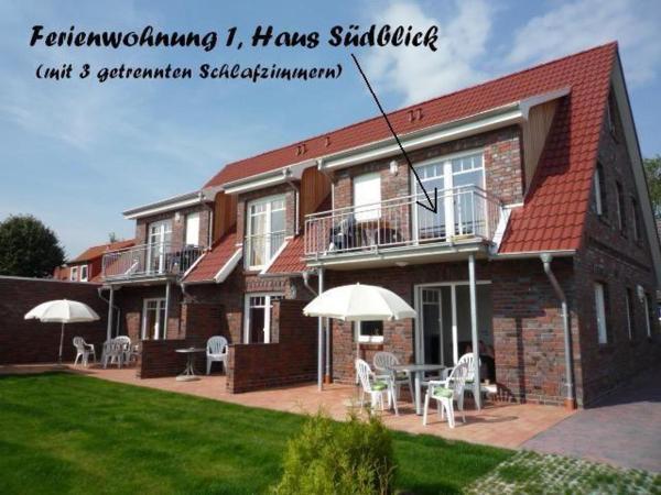 Hotel Pictures: Haus-Suedblick-Wohnung-1, Werdum