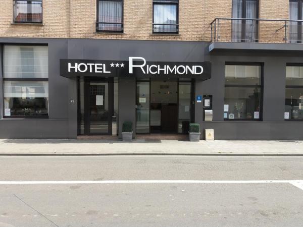 Foto Hotel: Hotel Richmond, Blankenberge
