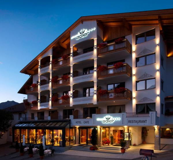 Hotellikuvia: Hotel Schwarzer Adler, Nauders
