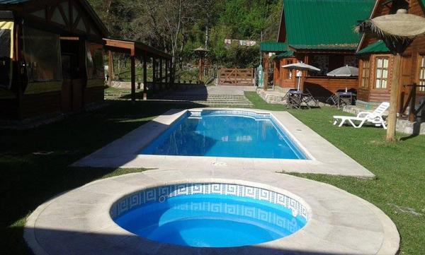Foto Hotel: Cabañas Toto, La Caldera