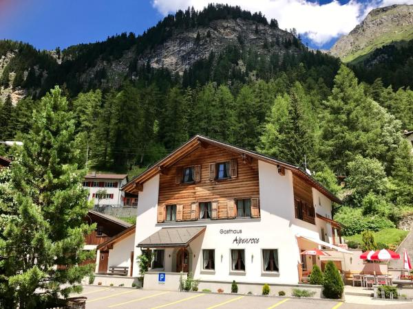 Hotel Pictures: Gasthaus Alpenrose, Innerferrera