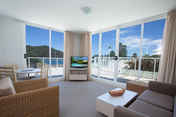ホテル写真: Calyso - Ettalong Beach Resort, Ettalong Beach