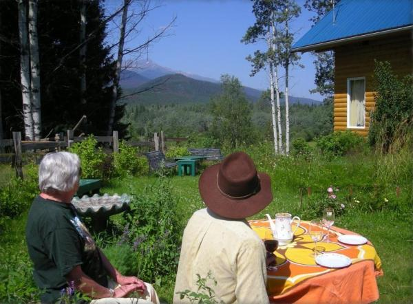 Hotel Pictures: Teepee Meadows Guest Cottages, Valemount
