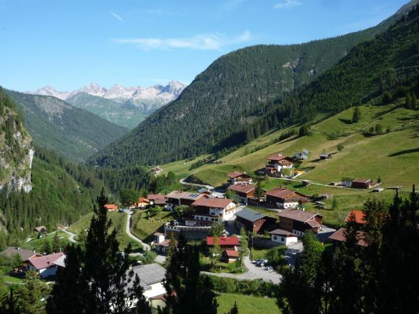 Fotos do Hotel: Gasthaus Alpenrose, Gramais