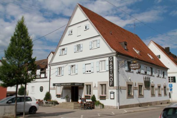Hotel Pictures: Hotel Gasthof Krone, Zusmarshausen