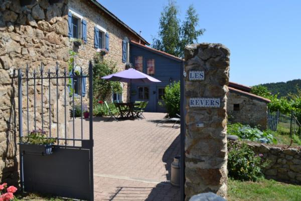 Hotel Pictures: Chambres d'Hôtes-Ferme Equestre Les Revers, Retournac