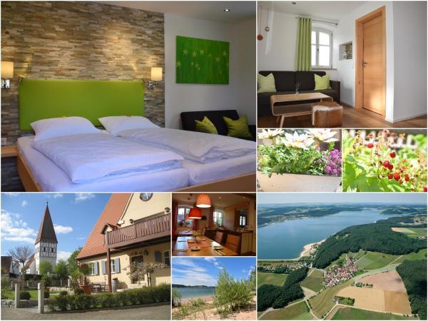 Hotelbilleder: Landhaus Folk, Pleinfeld