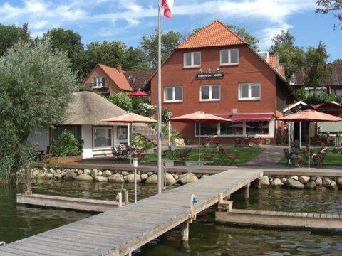 Hotelbilleder: Sommerhaus am See - Römitzer Mühle, Römnitz