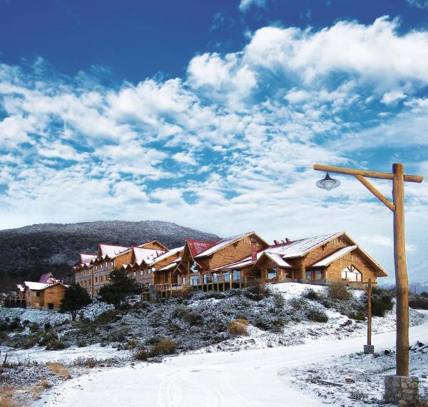 Foto Hotel: Los Cauquenes Resort + Spa + Experiences, Ushuaia