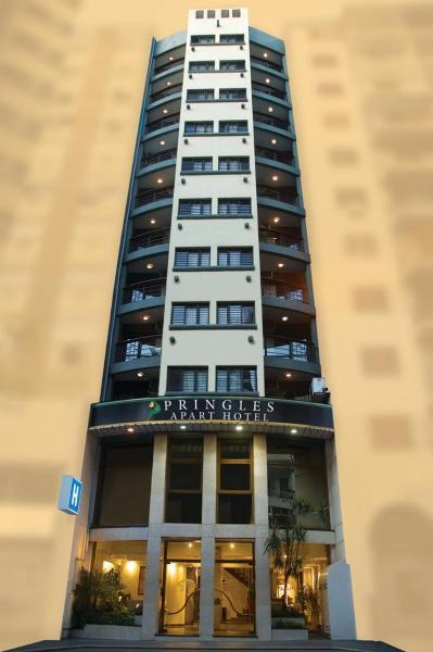 Hotellikuvia: Pringles Apart hotel, Rosario