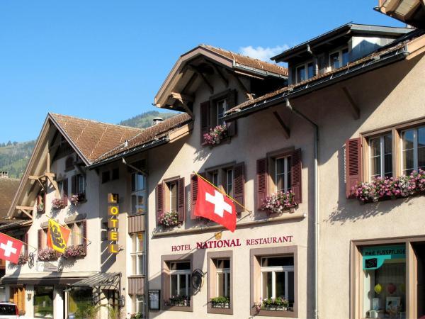 Hotel Pictures: Hotel National, Frutigen
