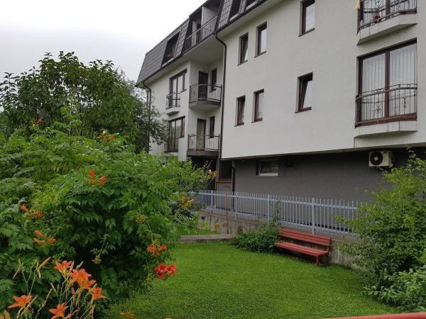 Fotografie hotelů: Apartmani Lagannini, Visoko