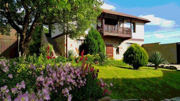 Hotellikuvia: Kiossev wine cellar, Ilindentsi