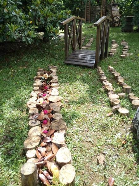Φωτογραφίες: Inga's Garden, Ozurget'i