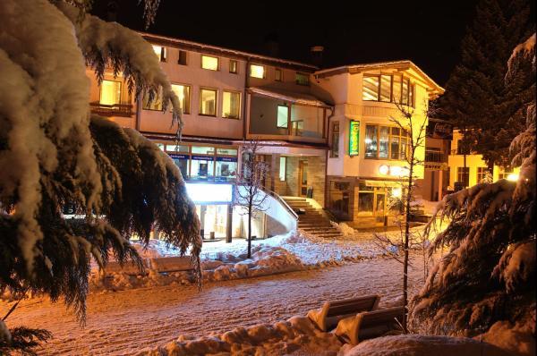 Zdjęcia hotelu: Plaza Family Hotel, Smolan
