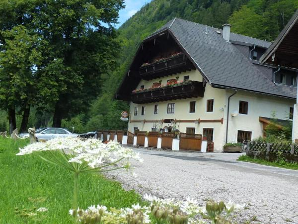 Fotos do Hotel: Gasthof Steinbräu, Faistenau