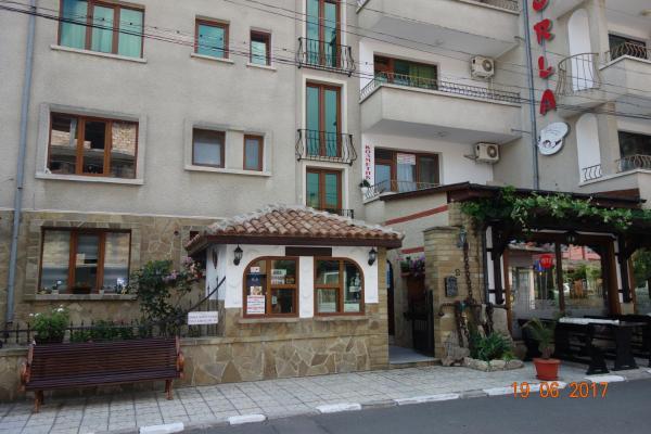 Hotelbilleder: Hotel Perla, Ravda