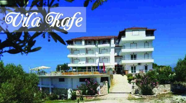 ホテル写真: Hotel Vila Kafe, Lukovë